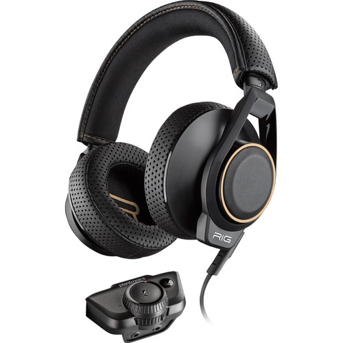Plantronics RIG 600 LX Dolby Atmos High Fidelity Gaming PC Headset