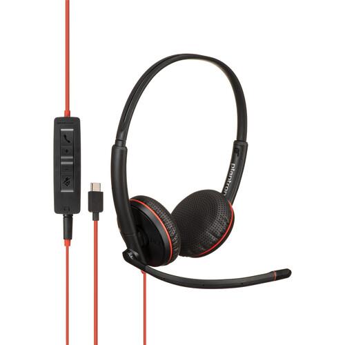 Plantronics Blackwire 3225 USB Type-C Corded Binaural UC Headset