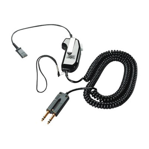 Plantronics SHS1890-25 Push-to-Talk Hands-Free Microphone Amplifier for H-Series Headsets