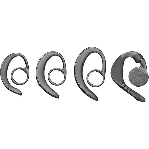 Plantronics Replacement Ear Loops for CS50/55 Over-the-Ear Headsets (Set of 4, Without Cushion)