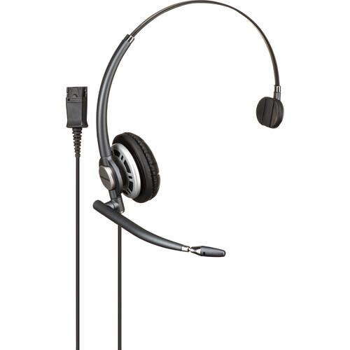 Plantronics EncorePro HW710 Monaural Headset with Noise-Canceling Mic