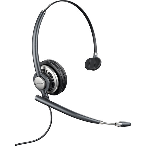 Plantronics EncorePro HW710 Monaural Headset with Noise-Canceling Mic