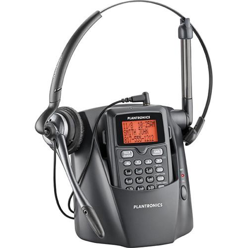 Plantronics CT14 DECT 6.0 Cordless Headset Phone