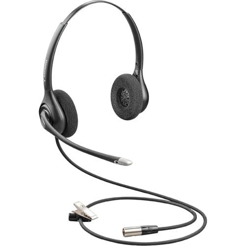 Plantronics HW261N-DC Dual Channel Headset