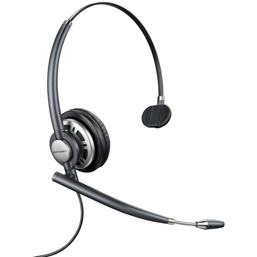 Plantronics Blackwire C710-M Over-The-Head Monaural Headset for Microsoft Lync