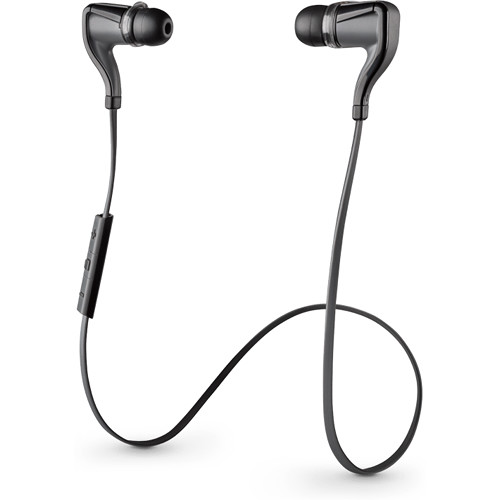 Plantronics BackBeat GO 2 Wireless Earbuds (Black)