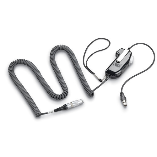 Plantronics SHS 2333 SWCA Push-To-Talk Amp Base Assembly with Switchcraft TA6FLX Connector