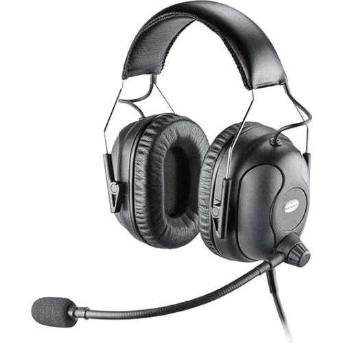 Plantronics SHR 2638-01 Ruggedized Circumaural Stereo Headset