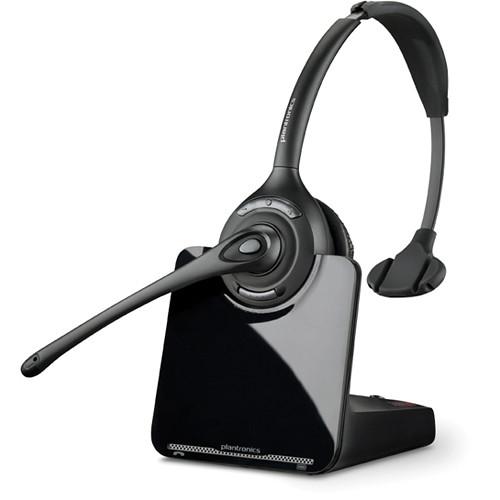 Plantronics CS510-XD Wireless Monaural Headset Kit with HL10 Handset Lifter for Savi Wireless System