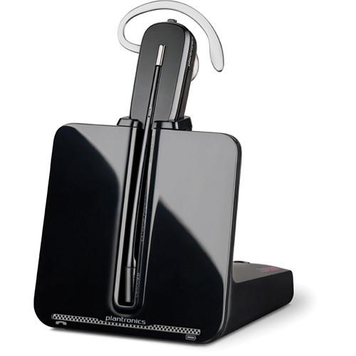 Plantronics CS540-XD Wireless Headset Kit with HL10 Handset Lifter for Savi Wireless System
