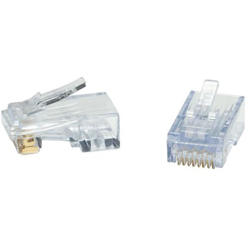 Platinum Tools ezEX44 RJ45 Connector (50-Pieces / Clamshell)