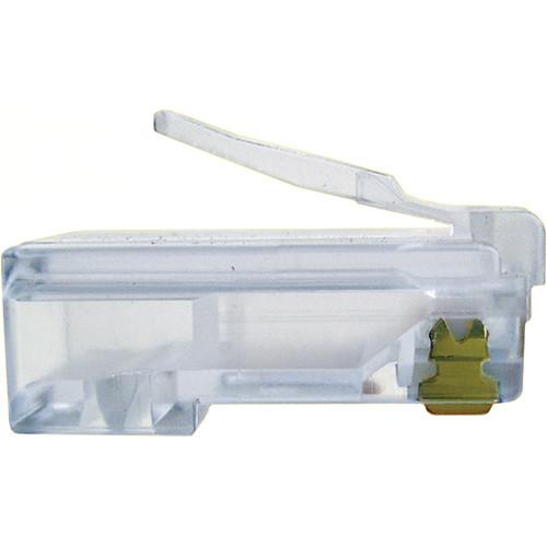 Platinum Tools EZ-RJ45 CAT6 Connectors (Bag Packaging, 500-Pieces)