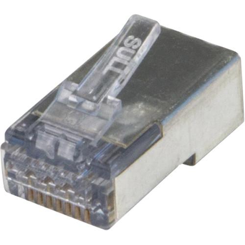 Platinum Tools ezEX44 Sheilded Cat 6 Internal Ground Connector (100-Pieces / Bag)