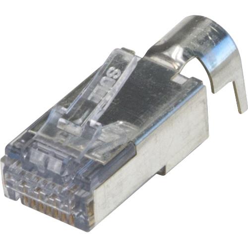 Platinum Tools ezEX44 Shielded RJ45 External Ground Connector (100-Pieces / Bag)