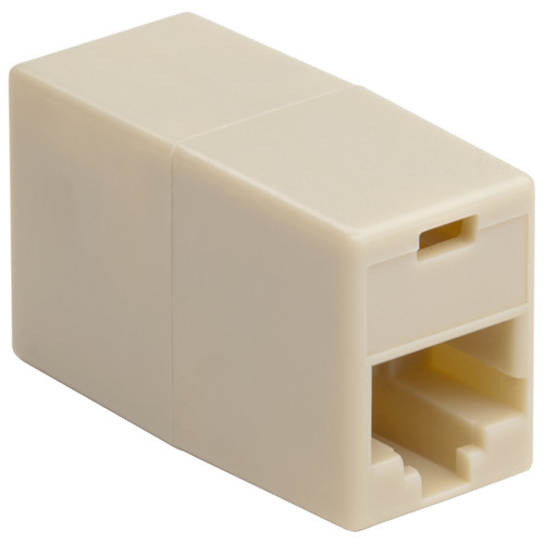 Platinum Tools RJ45 In-Line Coupler (Clamshell Pack of 2)