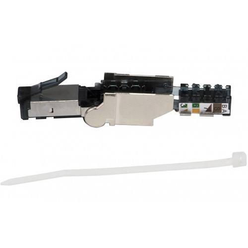 Platinum Tools CAT 6a Flex Connector (Shielded)