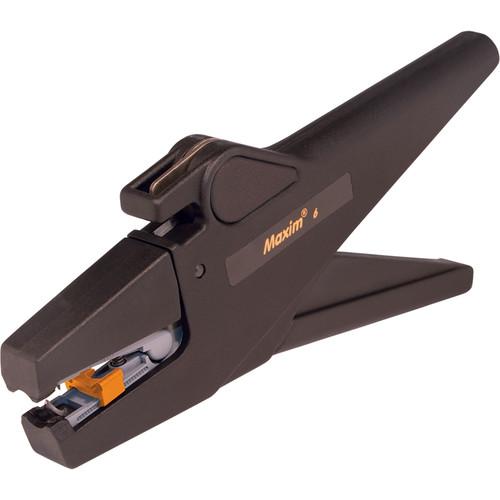 Platinum Tools Maxim 6 Ergonomic Self-Adjusting Wire Stripper (24-10 AWG, Clamshell Packaging)