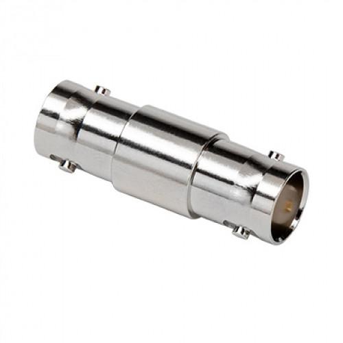 Platinum Tools 18308 BNC Female to Female Inline Splice Coax Adapter (25-Pack)