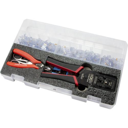 Platinum Tools EXO Cut Strip Terminate Kit