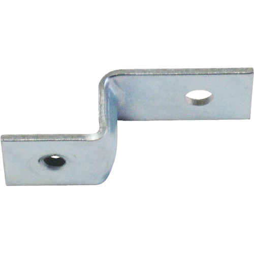 "Platinum Tools JH921-100 Angle Clip with 1/4""-20 Threaded Rod Z Hole & 1/4"" Hole"
