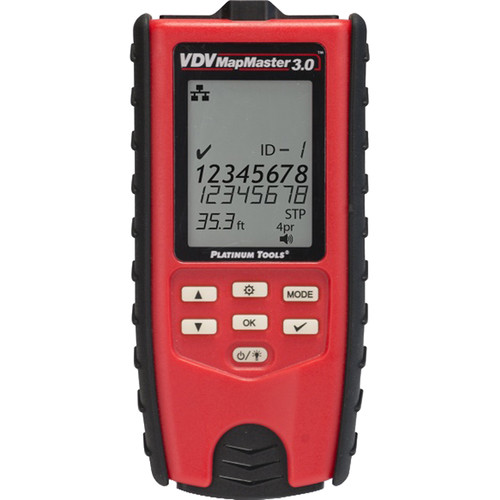 Platinum Tools VDV MapMaster 3.0 Cable Tester