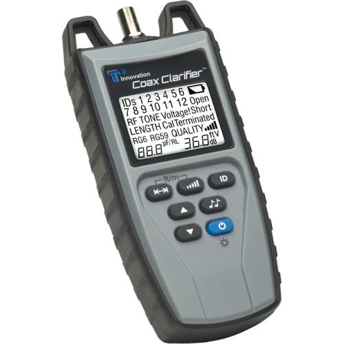 Platinum Tools TCC220 Coax Clarifier Kit with 4 Coax RF Remotes