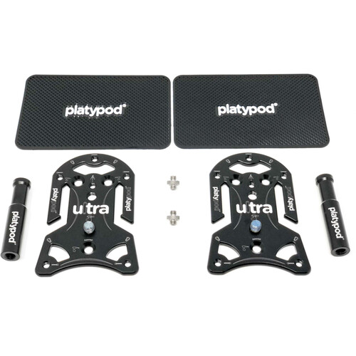 Platypod Ultra Plate Commercial Twin Pack
