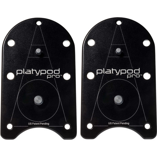 Platypod Pro Base Camera Support Twin Pack