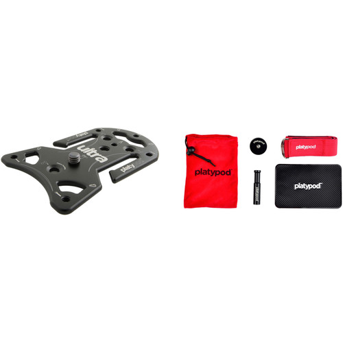 Platypod Ultra Plate Camera Support with Multi Accessory Kit