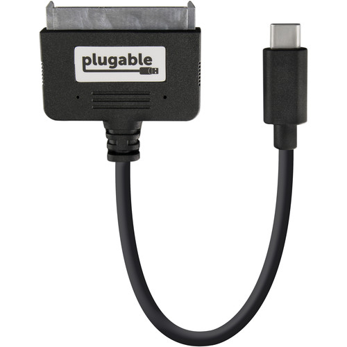 Plugable USB 3.1 Gen 2 Type-C Male to SATA Adapter Cable