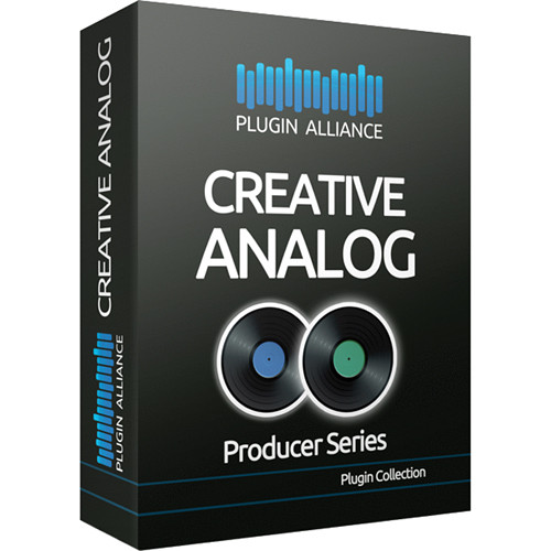 Plugin Alliance Creative Analog - Analog Processors Plug-In Bundle (Download)