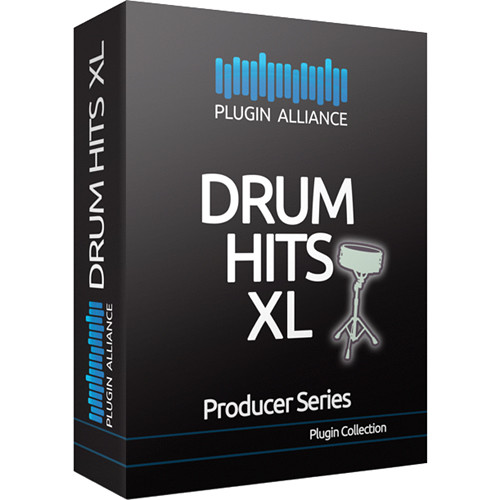 Plugin Alliance Drum Hits XL - Drum Processing Plug-Ins Extended Bundle (Download)