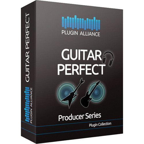 Plugin Alliance Guitar Perfect - Guitar Treatment Processor Plug-In (Download)