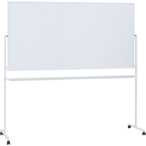 """Plus 34"""" x 69.5"""" Projection Screen Board and Stand"""