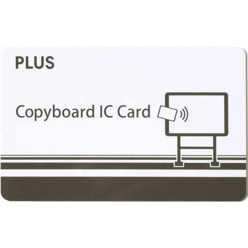 Plus IC Card for N-31S Electronic Copyboard