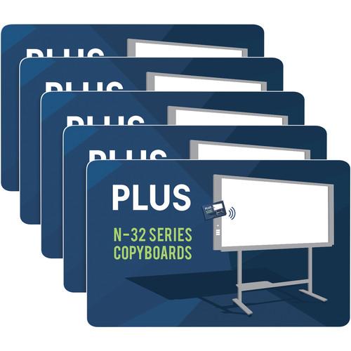 Plus NFC Card N-32 Series (Qty 5)