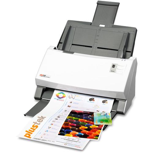 Plustek SmartOffice PS506U Document Scanner
