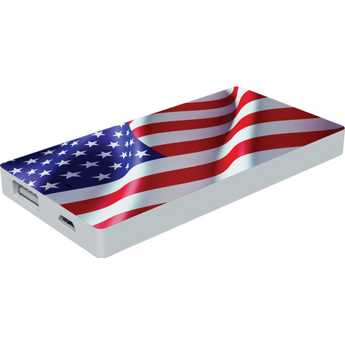 PNY Technologies 2250mAh Rechargeable Battery Pack (American Flag)