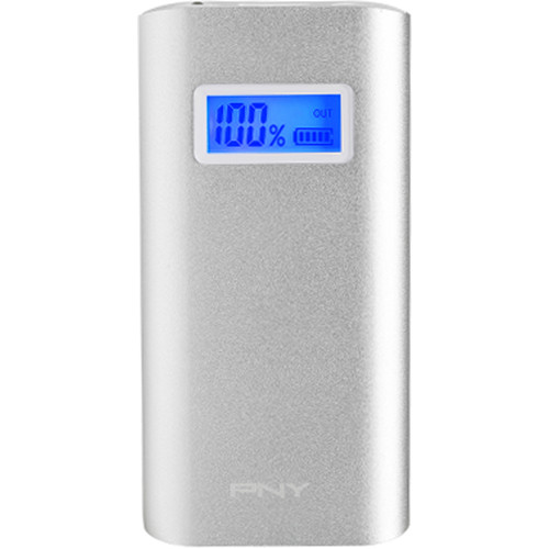 PNY Technologies PowerPack AD5200 2.4A 5200mAh Portable Battery Charger