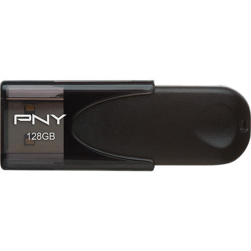 PNY Technologies 128GB Attaché 4 USB 2.0 Flash Drive