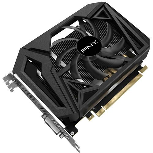PNY Technologies GeForce GTX 1660 SUPER Single Fan Graphics Card