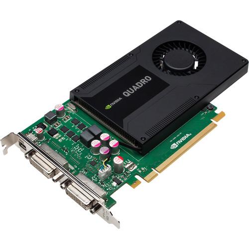 PNY Technologies nVIDIA Quadro K2000D Display Card
