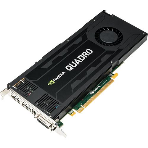 PNY Technologies NVIDIA Quadro K4200 Professional Graphics Card