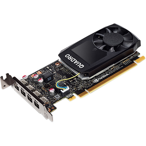 PNY Technologies Quadro P1000 Graphics Card