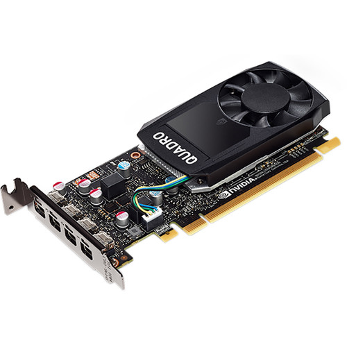 PNY Technologies Quadro P600 Graphics Card