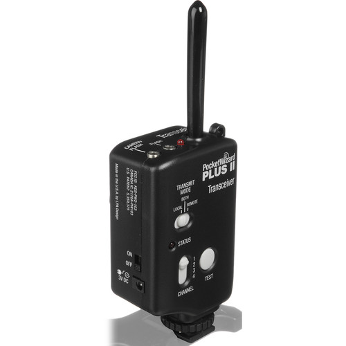 PocketWizard Plus II Transceiver / Radio Slave