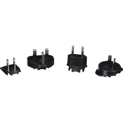 PocketWizard Interchangeable AC Adapter Plugs