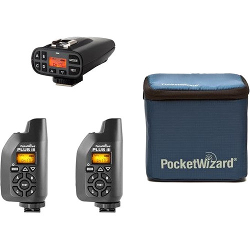 PocketWizard Plus IV / Plus III Bonus Bundle 4