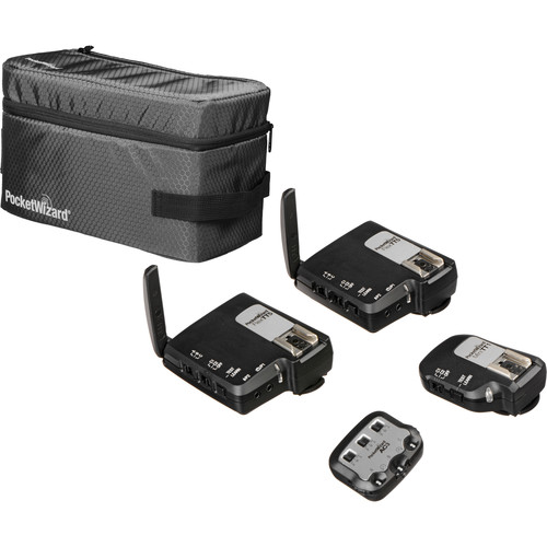 PocketWizard TTL Wireless Radio 5-Pack for Nikon