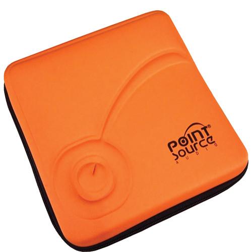 Point Source Audio Premium Headset Storage Case for CM-i3 Intercom Headset